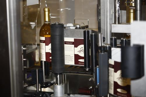 Labeling Wine