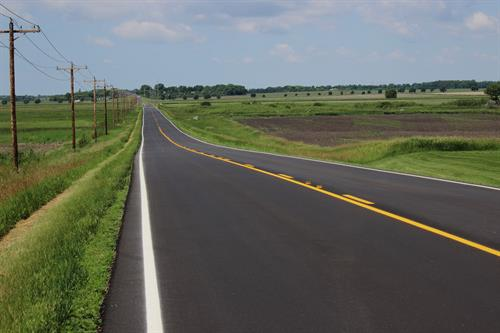 Finished Overlay in Brookings County