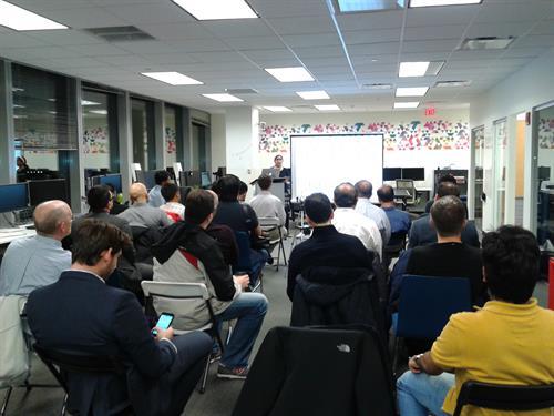 qplum's Monthly Meetups