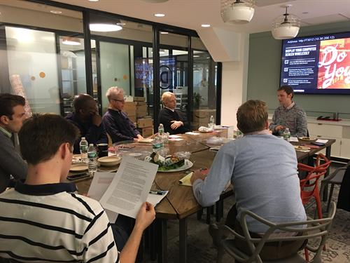 qplum's Regular Lunch and Learn Sessions