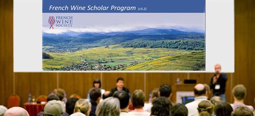 French Wine Scholar Program