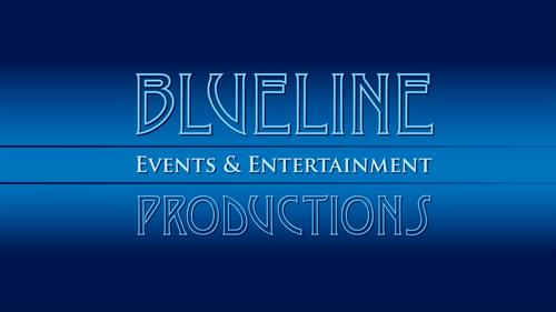 Blue Line Productions - Original Logo