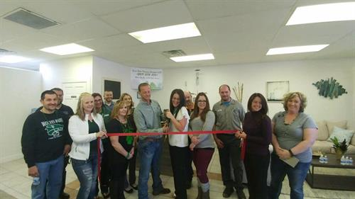 The Grand Opening was a success.  Thank you to all that made it possible