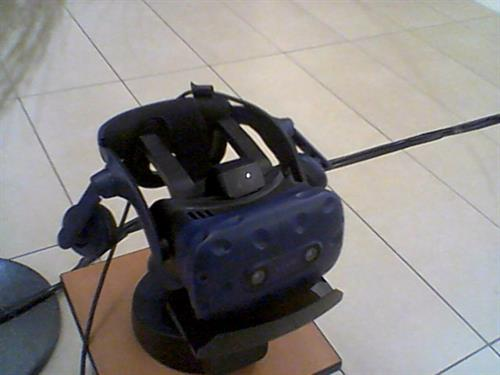 Vive Headset with Digital Storm Gaming Computer
