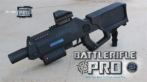 Legendary Laser Tag