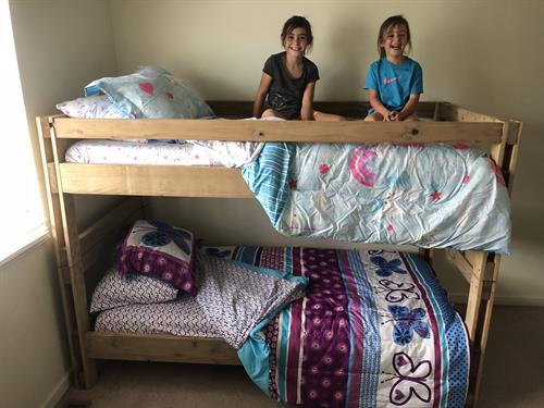 Bunk Bed delivered