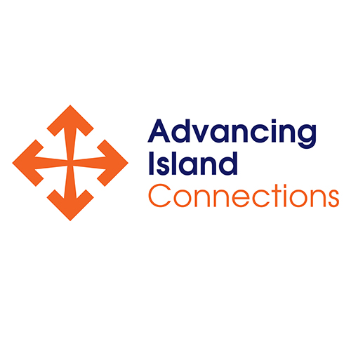 Branding for Island Advance events