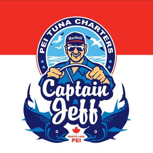 Branding for PEI Tuna Charters and Deep sea Fishing
