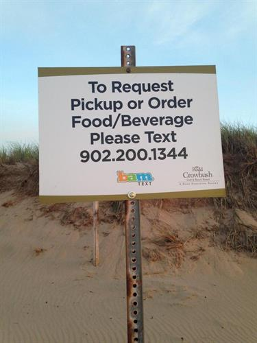 Rodd Crowbush uses BamText Service Request to allow guests to send in service requests via text