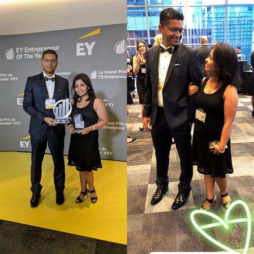EY Entrepreneur of the Year 2018
