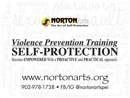 Violence Prevention Training in Self-Protection. PEI's #1 Source