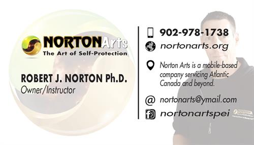 Violence Prevention | Self-Protection Training PEI through Norton Arts