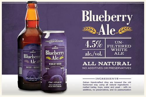 Buleberry Beer