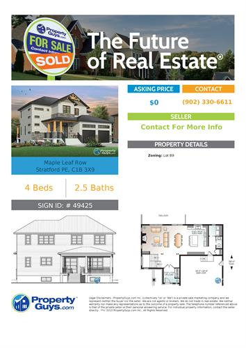Lot B9. You can use this home design or choose your own!