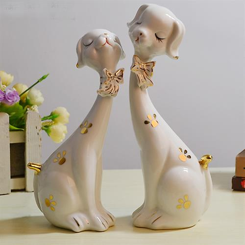 Porcelain Dogs