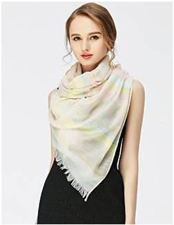 WS Silk Scarf