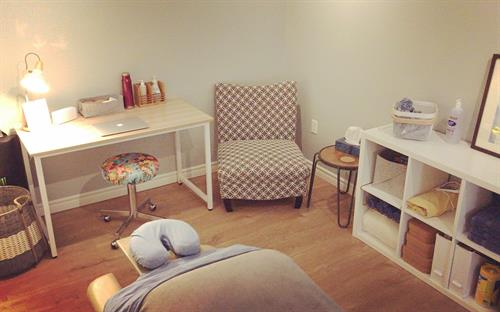 Massage Therapy Office Space