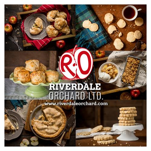 Traditional Scottish Baked Products, made in  Riverdale Orchard's Style are available to purchase online.