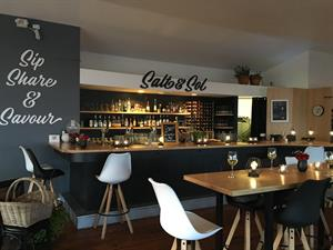 Salt and Sol Restaurant and Lounge
