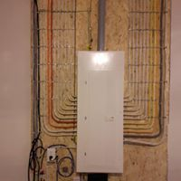 Panel done by MacPherson Electric