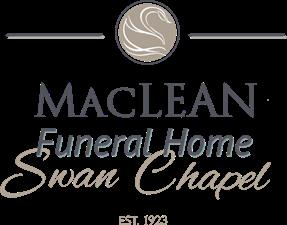 MacLean Funeral Home Swan Chapel