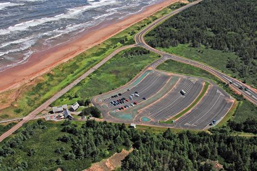 PEI National Park Pavement Project