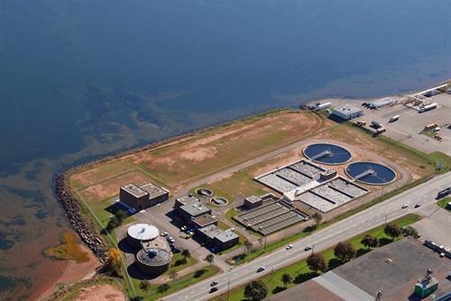Charlottetown Pollution Control Plant