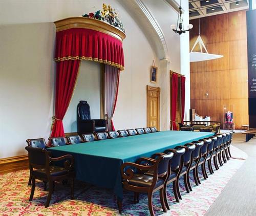 Confederation Chamber