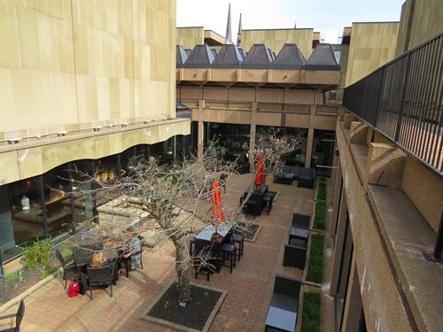 Mavor's Courtyard