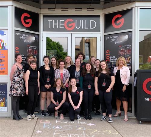 2019 Guild Staff