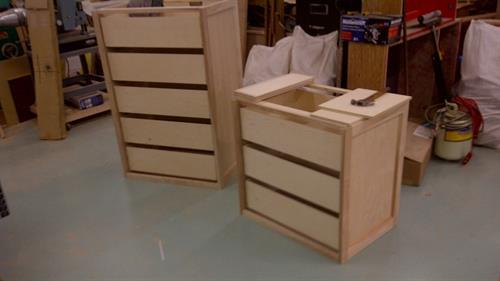 Dressers In Production