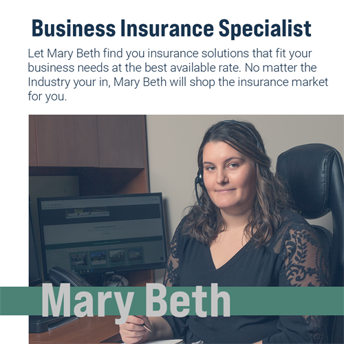 Business Insurance Specialist