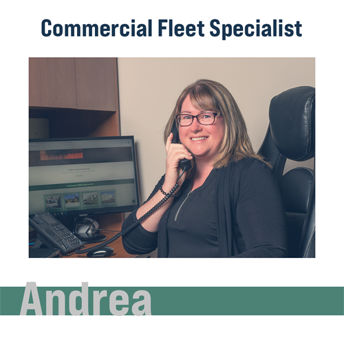 Commercial Fleet Specialist