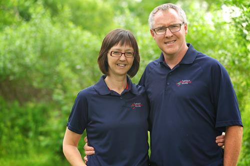 John & Lynn Dunphy, Owners