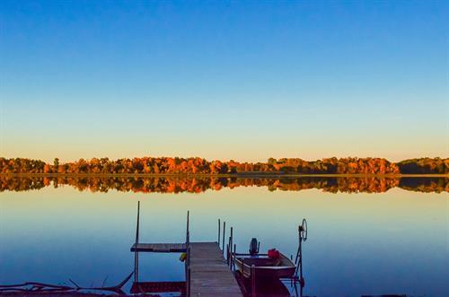 Rice Lake State Park; Lake Mills, Iowa. Photo Cred: Lorinda Groe