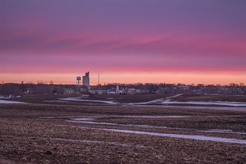 Lake Mills, Iowa. Photo Cred: Lorinda Groe