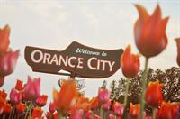 Orange City Sign