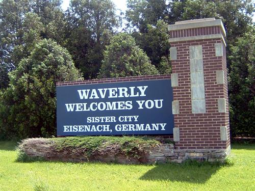 Welcome to Waverly!