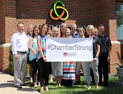 #ChamberStrong ~ a member recogniation program