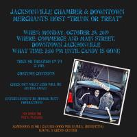 Trunk or Treat Downtown 2019