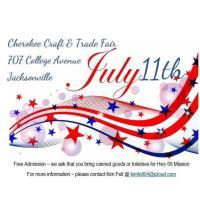 Cherokee Craft & Trade Fair - Summer Fun
