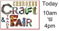 Cherokee Craft & Trade Fair  Swag Bag Giveaway & Teacher Appreciation