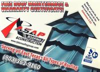 ASAP Roofing and Construction - Tyler