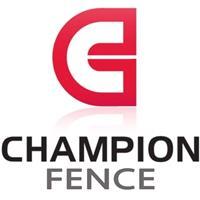Champion Fence