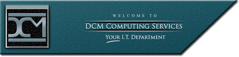 DCM Computing Services