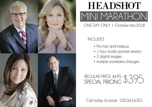 Working with clients on a personal branding headshot portraits is one of my very favorite things to do!