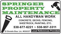 Springer Property Maintenance