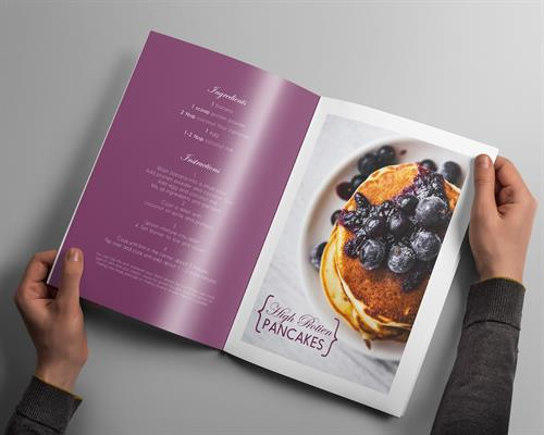 Printed Collateral; BABs Workout and Meal Guide