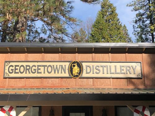 New Business opening in Georgetown: The Georgetown Distillery!