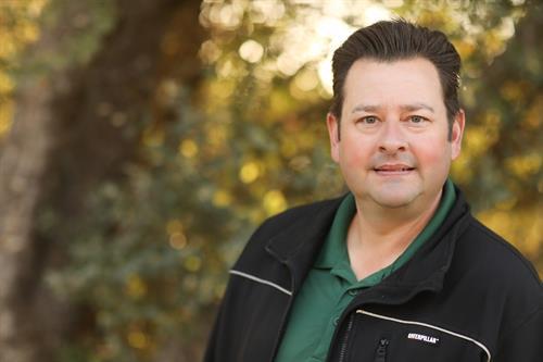 Chief Arborist, Chad Dykstra